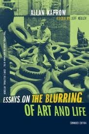9780935721355: Essays on the Blurring of Art and Life: Expanded Edition 2nd (second) edition
