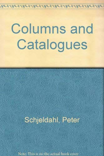 9780935724684: Columns & Catalogues