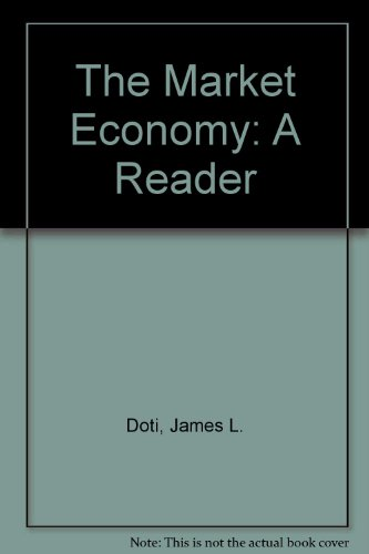 9780935732252: The Market Economy: A Reader