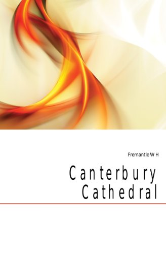 9780935748161: Canterbury Cathedral [Paperback] by Keates