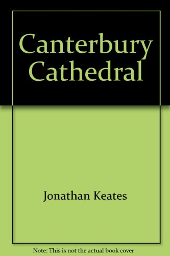 9780935748178: Canterbury Cathedral