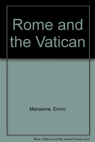 9780935748376: Rome and the Vatican