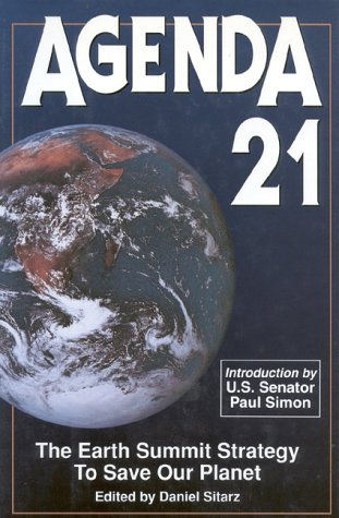 9780935755114: Agenda 21: The Earth Summit Strategy to Save Our Planet