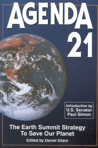 9780935755145: Agenda 21: The Earth Summit Strategy to Save Our Planet