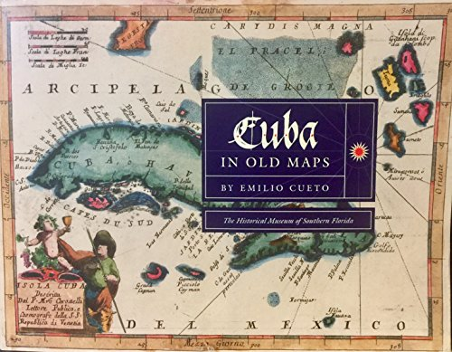 9780935761092: Cuba in old maps