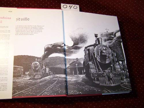 To the Mountains by Rail: People, Events,: Manville B. Wakefield