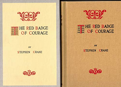 badge courage essay new red