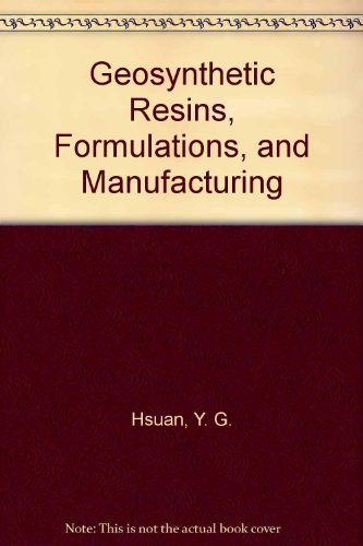 9780935803044: Geosynthetic Resins, Formulations, and Manufacturing