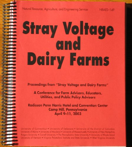 9780935817898: Stray Voltage and Dairy Farms
