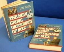 9780935859393: New Grove Dictionary of Jazz, 2 Volume Set
