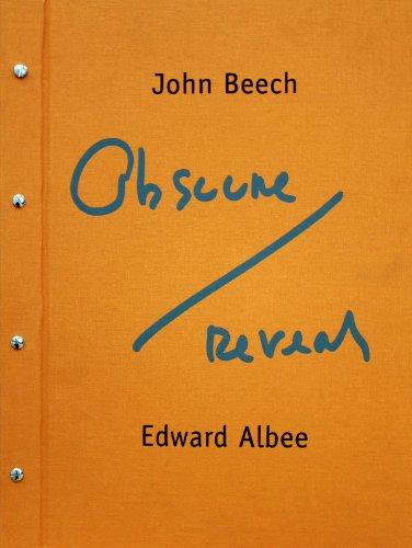 9780935875232: John Beech & Edward Albee: Obscure-Reveal
