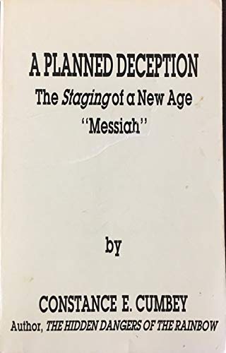 9780935897005: A Planned Deception The Staging of a New Age