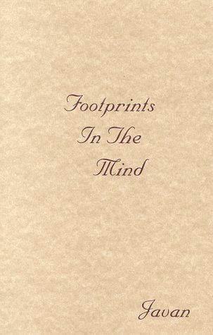 9780935906004: Footprints in the Mind