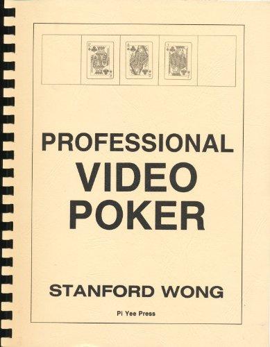 9780935926125: Professional Video Poker