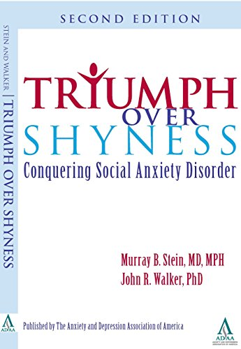 9780935943047: Triumph Over Shyness: Conquering Social Anxiety Disorder