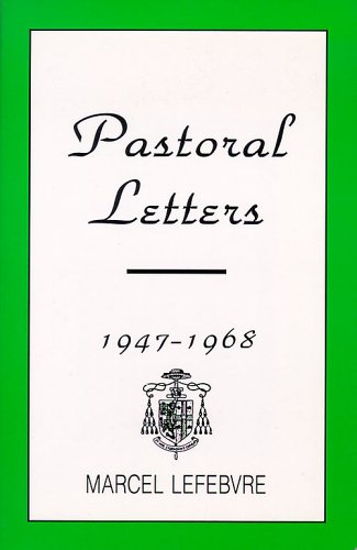 9780935952995: Pastoral Letters