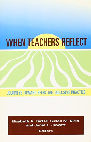 9780935989854: When Teachers Reflect: Journeys Towards Effective, Inclusive Practice (Naeyc)
