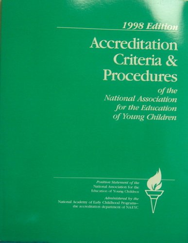 Accreditation Criteria & Procedures: Of the National: National Association for