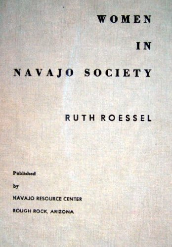 9780936008011: Women in Navajo Society