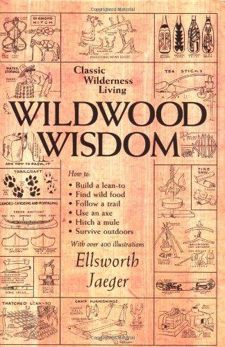 9780936070124: Wildwood Wisdom