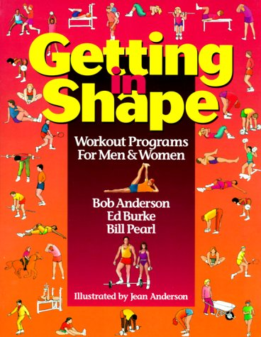 9780936070162: Getting in Shape: Workout Programs for Men and Women