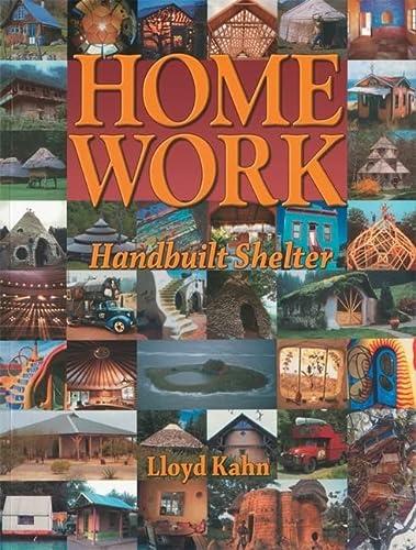 9780936070339: Home Work: Handbuilt Shelter