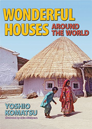 9780936070346: Wonderful Houses Around the World (Discoveries in Palaeontology)