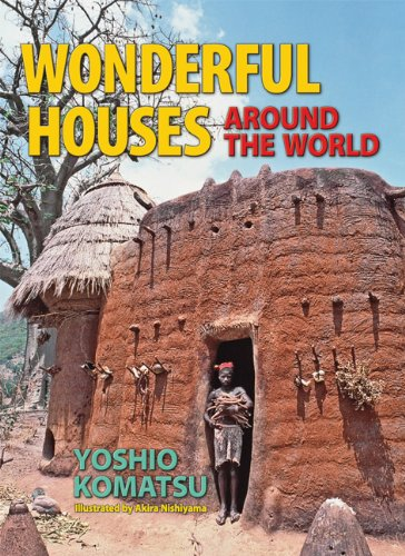 9780936070353: Wonderful Houses Around the World