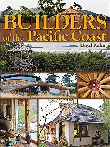 9780936070438: Builders of the Pacific Coast (The Shelter Library of Building Books)