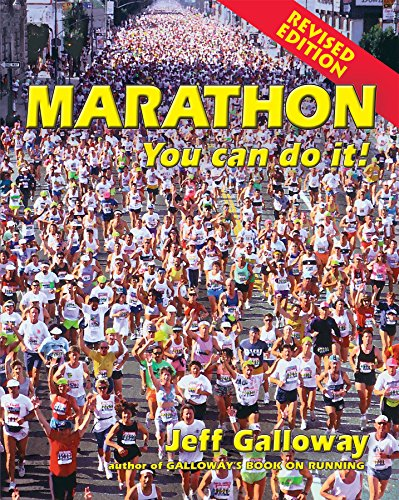 Marathon: You Can Do It!: Galloway, Jeff
