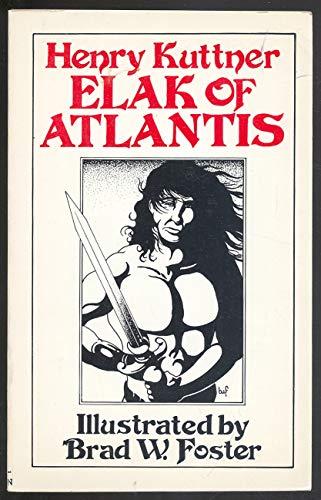 9780936071008: Elak of Atlantis