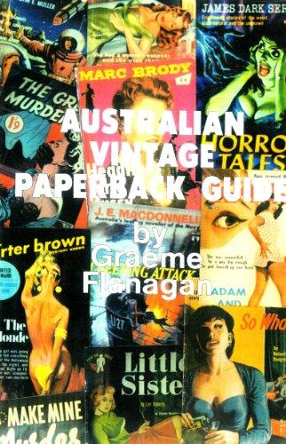 9780936071381: Australian Vintage Paperback Guide
