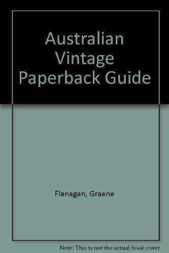 9780936071411: Australian Vintage Paperback Guide
