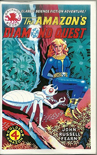 9780936071923: The Amazon's Diamond Quest (Golden Amazon Series, 4)