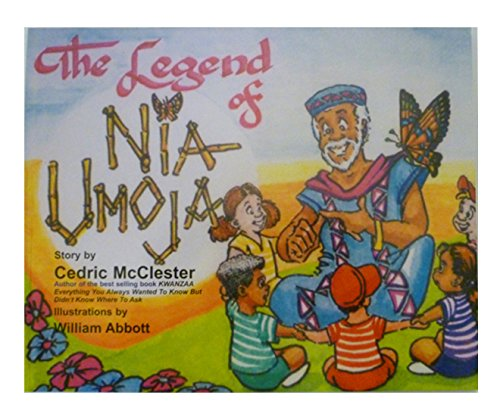 The Legend of Nia Umoja: McClester, Cedric