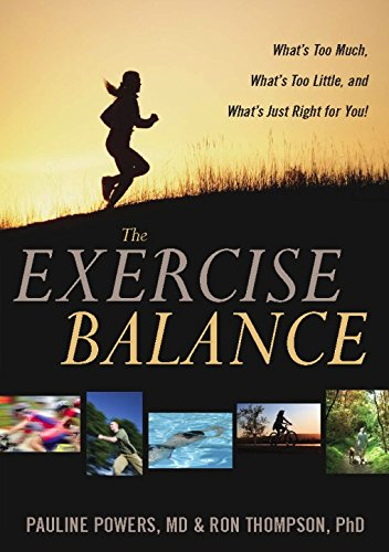 The Exercise Balance: What's Too Much, What's Too Little, and What's Just Right for ...