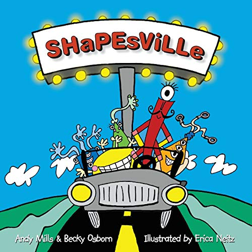 9780936077444: Shapesville