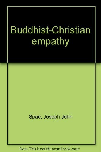 Buddhist-Christian Empathy