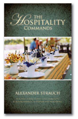 Hospitality Commands: Alexander Strauch