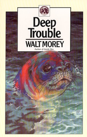 9780936085159: Deep Trouble (Walter Morey Adventure Library)