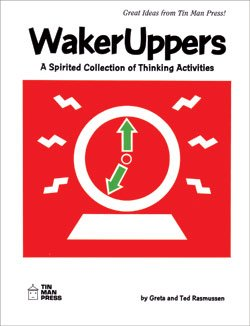 9780936110165: Wakeruppers: A Spirited Collection of Thinking Activities