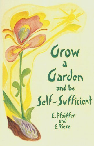 Grow a Garden and Be Self-Sufficient