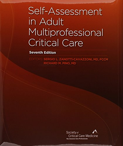 9780936145792: Self-Assessment in Adult Multiprofessional Critical Care