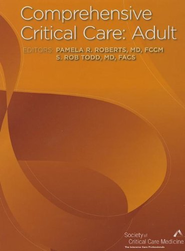 9780936145808: Comprehensive Critical Care: Adult