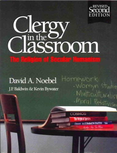 9780936163284: Clergy in the Classroom: The Religion of Secular Humanism