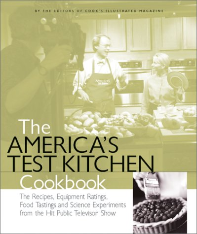 9780936184548: The America's Test Kitchen Cookbook
