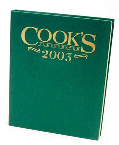 Cook's Illustrated 2003