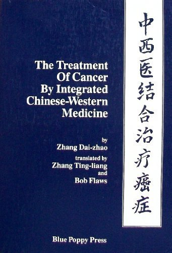 The treatment of cancer by integrated Chinese-western medicine: Chang, Tai-chao