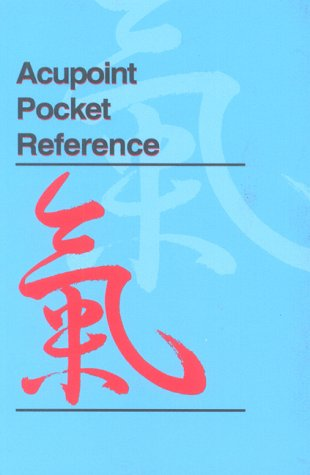 9780936185934: Acupoint Pocket Reference