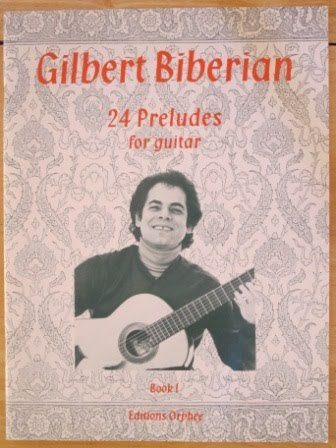 9780936186764: 24 Preludes for Guitar (Book 1)